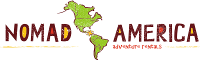 Nomad America 4×4 Car Rental Costa Rica Logo