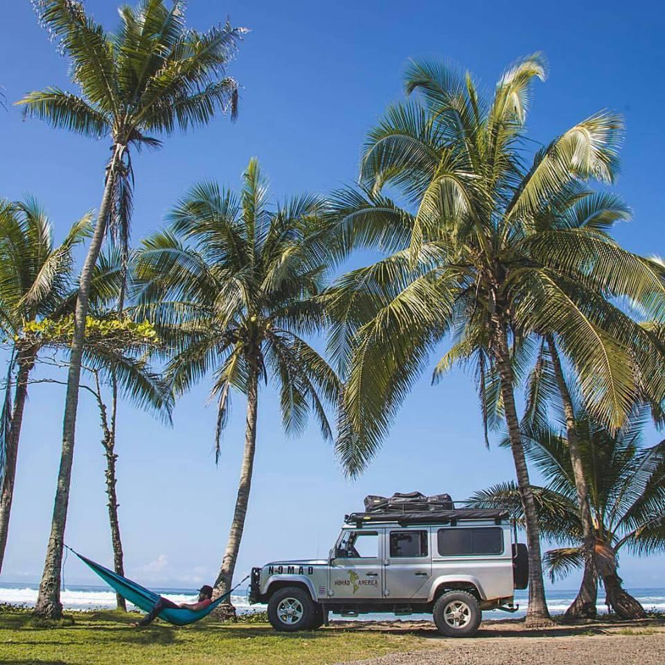 Exploring Costa Rica by car