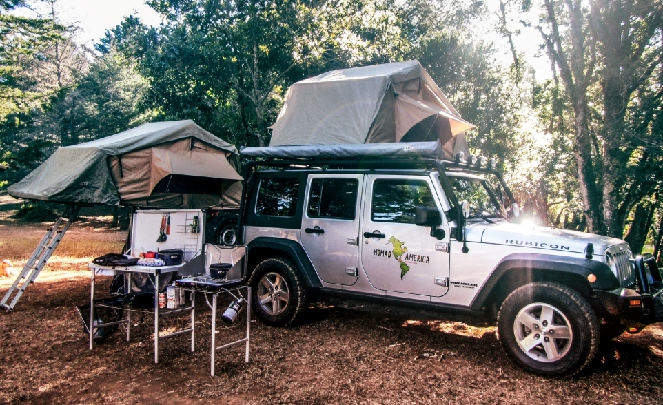 nomad america 4x4 rental costa rica camping adventure. Black Bedroom Furniture Sets. Home Design Ideas
