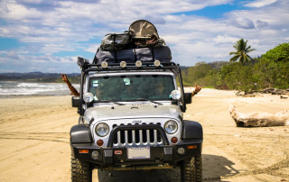 Jeep Wrangler Rubicon Costa Rica