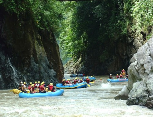 The Nomad America Guide to White Water Rafting in Costa Rica