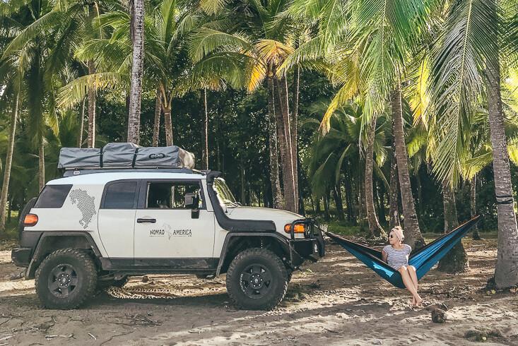 Nomad America 4 215 4 Car Rental Costa Rica And Panama Nomad